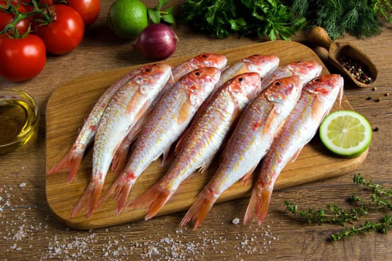 Рыба и морепродукты Кипра