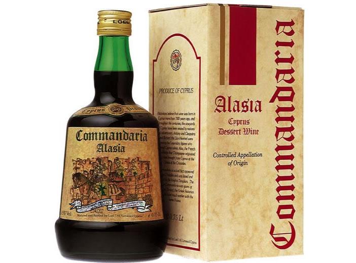 Винодельческий Кипр - вино Коммандария, виноградный напиток Зивания
