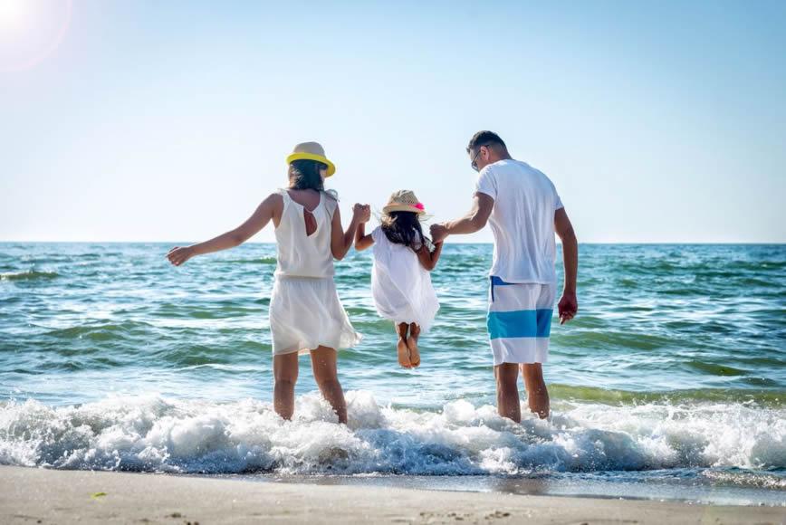 Семья и дети на Кипре
