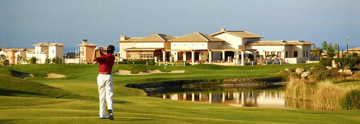 Поля для гольфа на Кипре