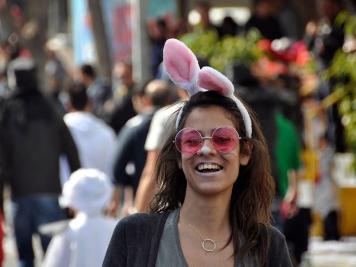 Карнавал на Кипре в Лимассоле