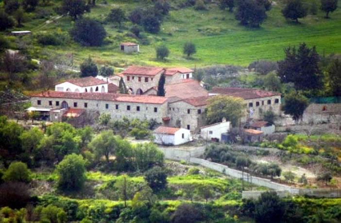 Монастырь Агиос Минас