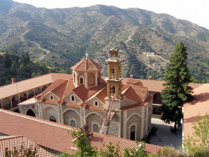 Горы Троодос - сердце Кипра