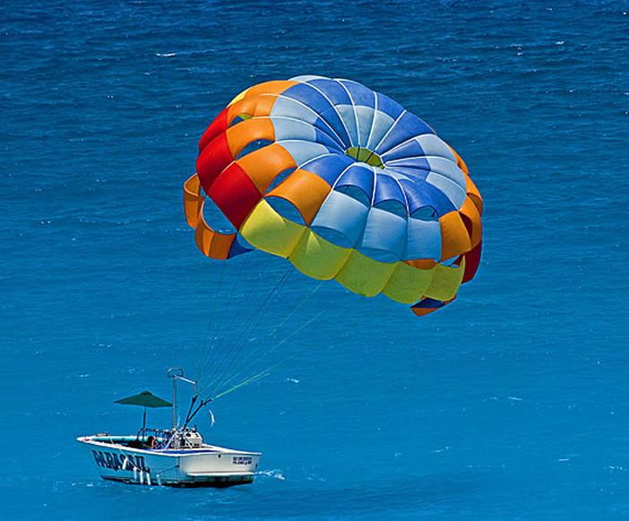 Водный спорт на Кипре