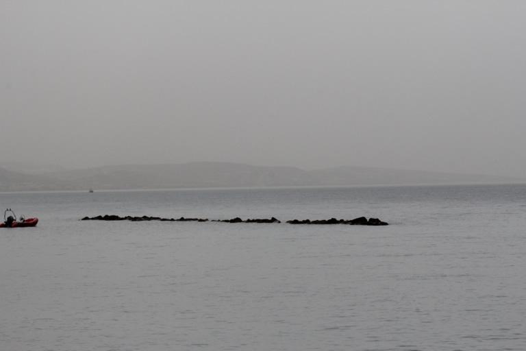 Песчаные бури на Кипре