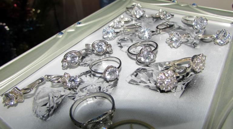 Ювелирные изделия Кипра из серебра