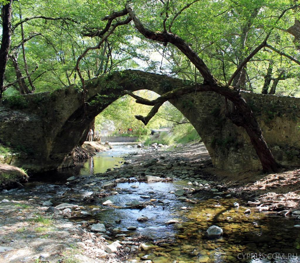 Нетронутые уголки природы Кипра