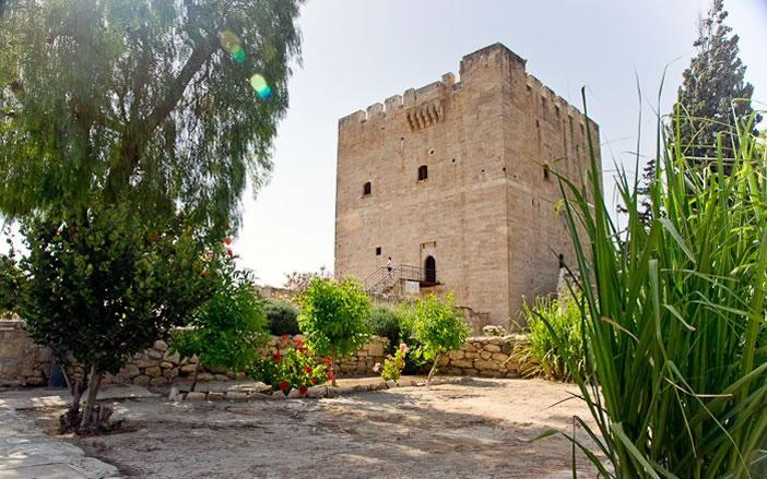 Сахарный завод в замке Колосси
